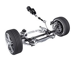 Узлы подвески и рулевого управления